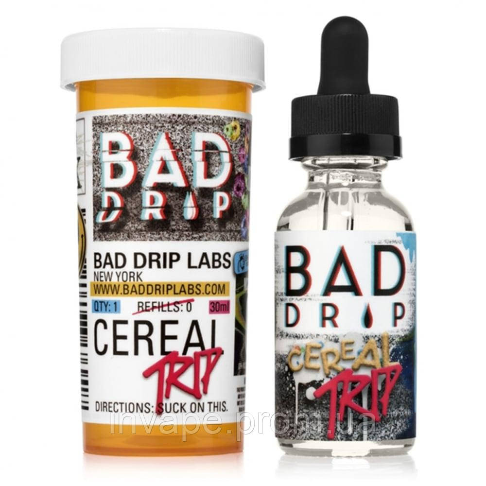 Bad Drip - Cereal Trip (Клон премиум жидкости) v1