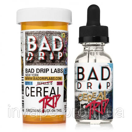 Bad Drip - Cereal Trip (Клон премиум жидкости) v1, фото 2