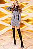 Женское ангоровое платье-туника с кружевом (Эрика jd), фото 3