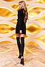 Женское ангоровое платье-туника с кружевом (Эрика jd), фото 6