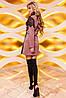 Женское ангоровое платье-туника с кружевом (Эрика jd), фото 5