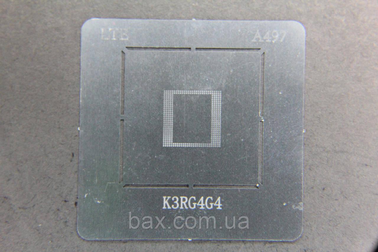 BGA трафарет MSM8994/MSM8996 ОЗУ