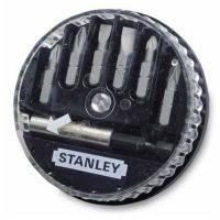 Набор Stanley  Биты Sl Ph 7шт. + магнитный держатель