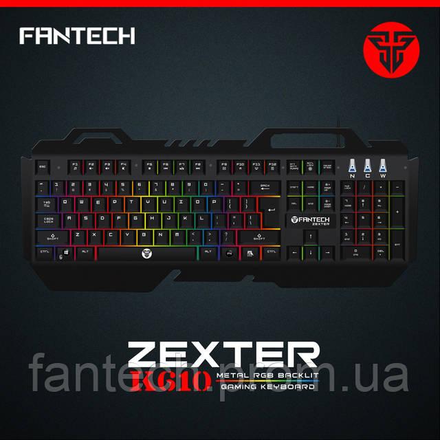 Игровая клавиатура FANTECH K610 ZEXTER, фото 1