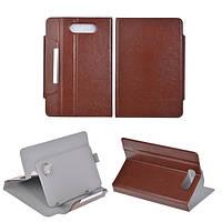 Универсальный складной стенд Folio кожаный чехол обложка для 7 дюймового планшета