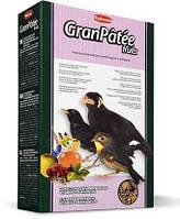 Padovan Granpatee fruits 1 кг для насекомоядных и плодоядных птиц (майны, дрозды, скворцы, жаворонки, соловьи