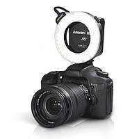 AHL-HC100 AHL-HN100 LED Макро-кольцевой фонарик для Canon Nikon