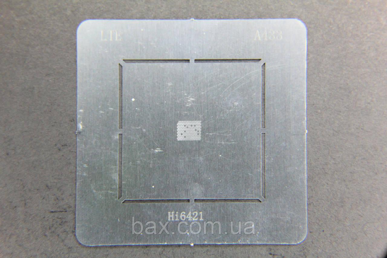 BGA трафарет Hi6421 GWCV320