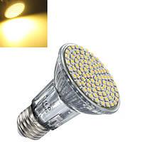 E27 5W Теплая белизна 3528 93 SMD LED Главная Энергосберегающее пятно света