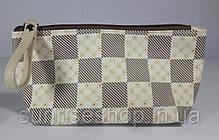 Косметичка прямоугольная средний размер, фото 3