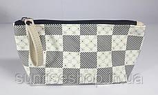 Косметичка прямоугольная средний размер, фото 2