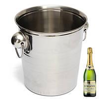 Из нержавеющей стали ведро льда Шампанское Баррель Пиво Вино Cooler Многофункциональные панели инструментов
