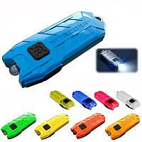 Nitecore T Series Tube 45LM USB аккумуляторный светодиодный брелок