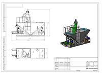 Модуль экструдирования зернового сырья МЭП-2