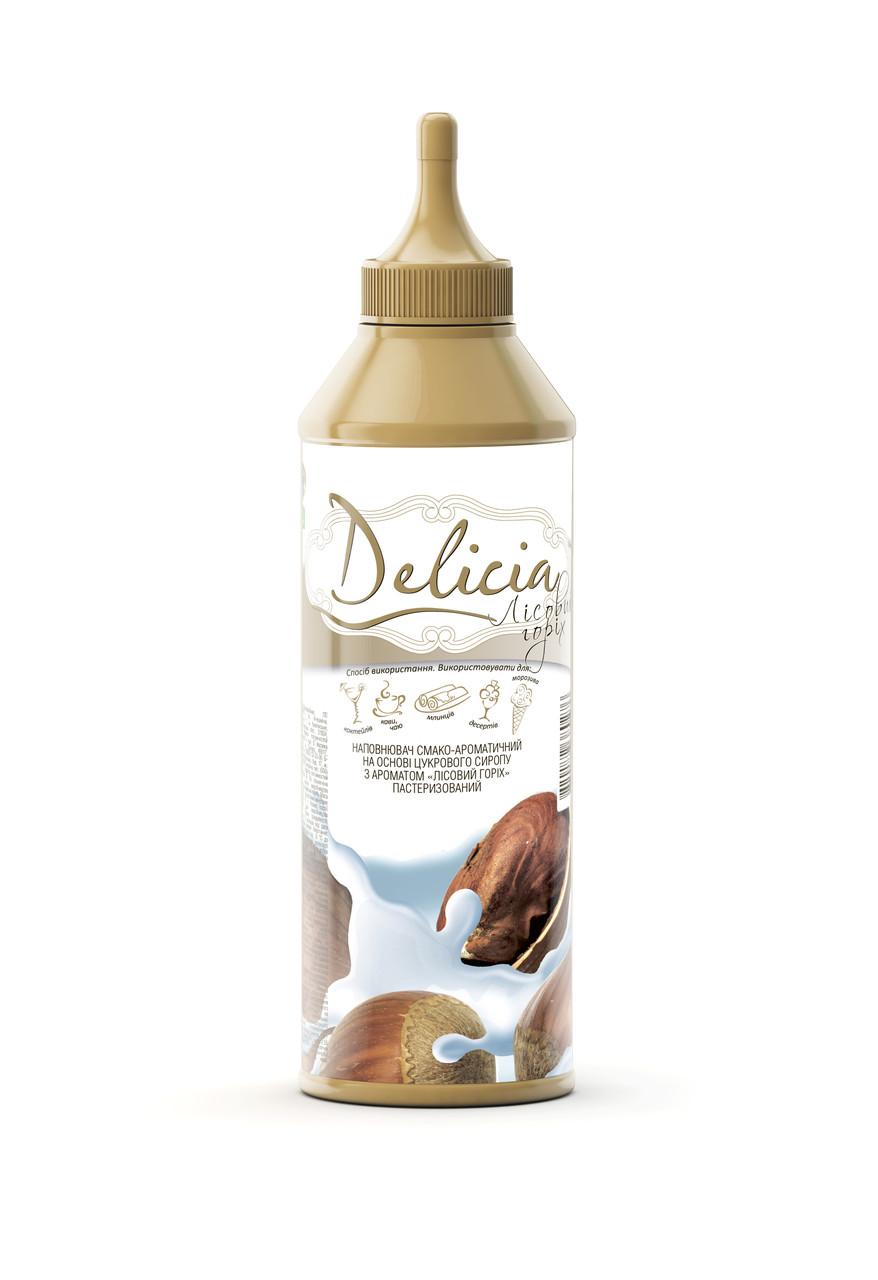 Топпинг Лесной Орех Delicia 600 г