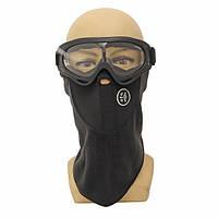 Ветронепроницаемый согреваются маска шарфа и доказательство пыли изумленных взглядов cs