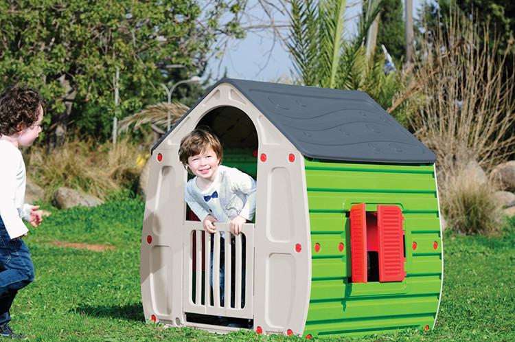 Детский игровой домик Tobi Toys