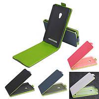 Хит цвет флип кожаный PU защитный чехол чехол для Asus для iPhone 5