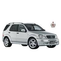 Автостекло, лобовое стекло на MERCEDES (Мерседес) 163 (W163) ML CLASS (1998 - 2005)