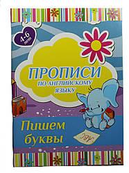 Прописи на Руском языке Готовим руку к письму В-5 24 стр от 3 лет