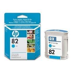 Картридж HP C4913A cyan (синий) №82 для HP DesignJet 500, 800 printer series