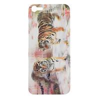 3D-эффект Южно-китайский тигры задняя протектор экрана для iPhone 5