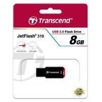 Флеш-драйв TRANSCEND JetFlash 310 8 GB