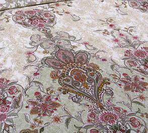 Двуспальный комплект постельного белья (перкаль) Муза, фото 2