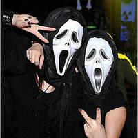 Маскарад партии маска на Хеллоуин карнавальный пластик маски для лица