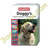 Beaphar Doggys Mix (Taurin+Protein+Liver) витамины в виде лакомства для собак