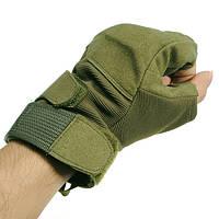 Велоспорт Hellstorm Тактическая перчатка Половина пальца