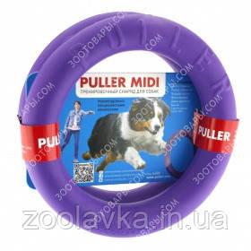 Collar Puller Midi (Пуллер) тренировочный снаряд для собак мелких пород (2 кольца)