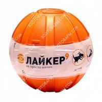 Collar Liker (Лайкер) Мяч-игрушка для собак крупных пород (9 см)