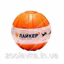 Collar Liker (Лайкер) Мяч-игрушка для собак мелких пород (5 см) 6298
