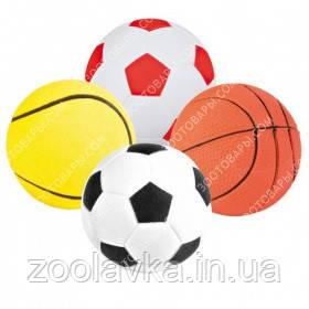 Игрушка для собак Trixie 34531 Мяч пористый (6 см)