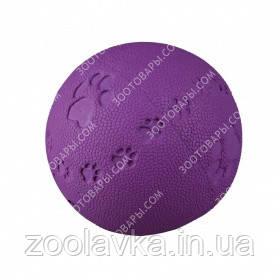 Іграшка для собак Trixie Каучуковий м'яч з пискавкою