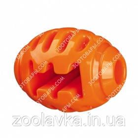 Игрушка для собак Trixie Soft & Strong Rugby Ball Регби мяч с термопластичной резины