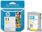 Картридж HP C4838AE оригинал yellow (желтий)  №11 для HP DJ2200, 2250, cp1700