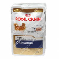 Royal Canin Chihuahua (паштет) Консервированный корм для взрослых собак 85г