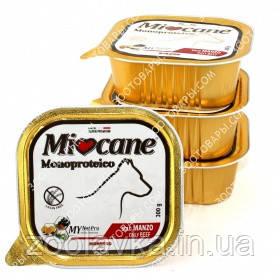 Morando Miocane Monoproteico Консервы для собак с говядиной 300г
