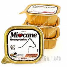 Morando Miocane Monoproteico Консервы для собак с ветчиной 300г