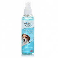 8in1 Perfect Coat Freshening Spray BABY POWDER Cпрей с ароматом детской присыпки