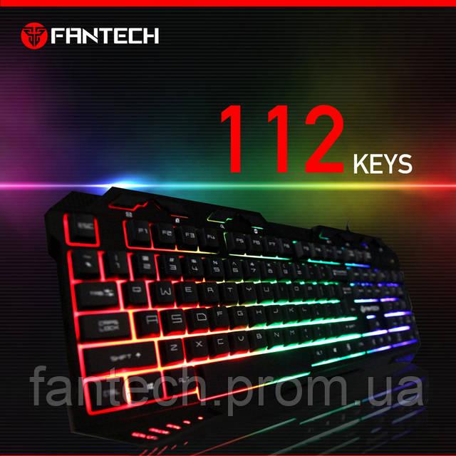 Игровая клавиатура FANTECH K10 HUNTER, фото 5