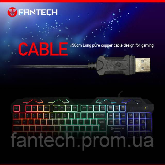 Игровая клавиатура FANTECH K10 HUNTER, фото 6
