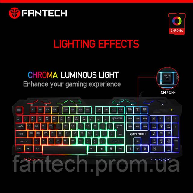 Игровая клавиатура FANTECH K10 HUNTER, фото 7