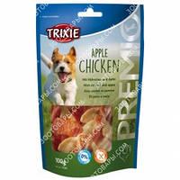 Лакомства для собак Trixie 31593 Premio Apple & Chickies с курицей и яблоком