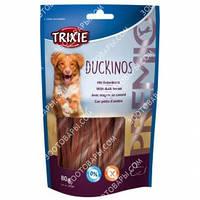 Лакомства для собак Trixie 31594 Premio Duckinos с утиными грудками