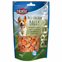Лакомства для собак Trixie 31701 Premio Rice Chickies Balls с куриной грудкой и рисом