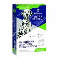 Palladium Ultra Protect Ошейник от блох и клещей для собак (45 см)
