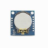 Модуль 10шт Geekcreit® Крошка RTC I2C AT24C32 DS1307 Часы реального времени с батареей CR2032 для Arduino